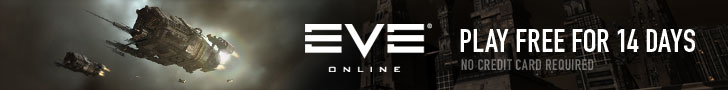 Affiliate Banner for EVE online